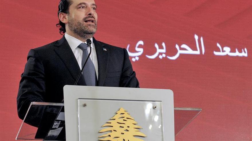 Líderes libaneses discuten sobre el eventual papel saudí en la dimisión de Hariri