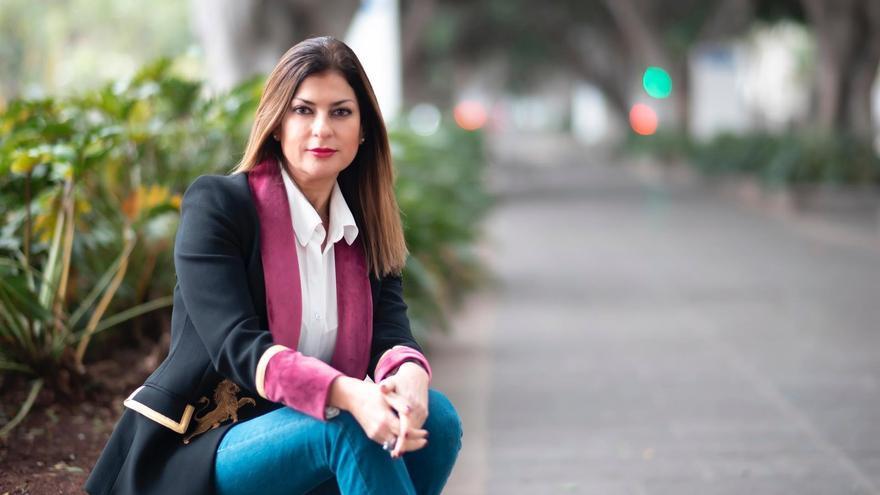 Matilde Zambudio, concejala de Ciudadanos en el Ayuntamiento de Santa Cruz de Tenerife