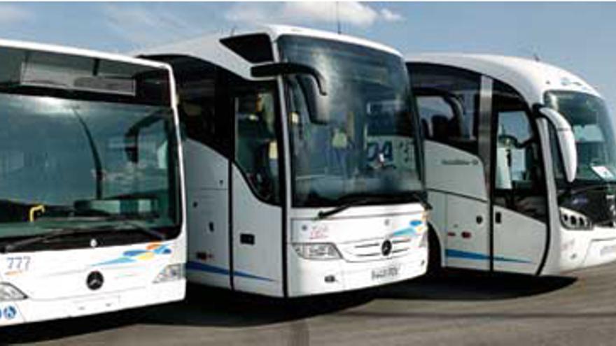 Pretty Cuarte De Huerva Autobuses Images Gallery >> La Plantilla De ...
