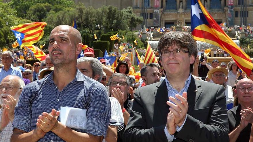 Puigdemont llama al respeto entre comunidades religiosas en un congreso de rabinos