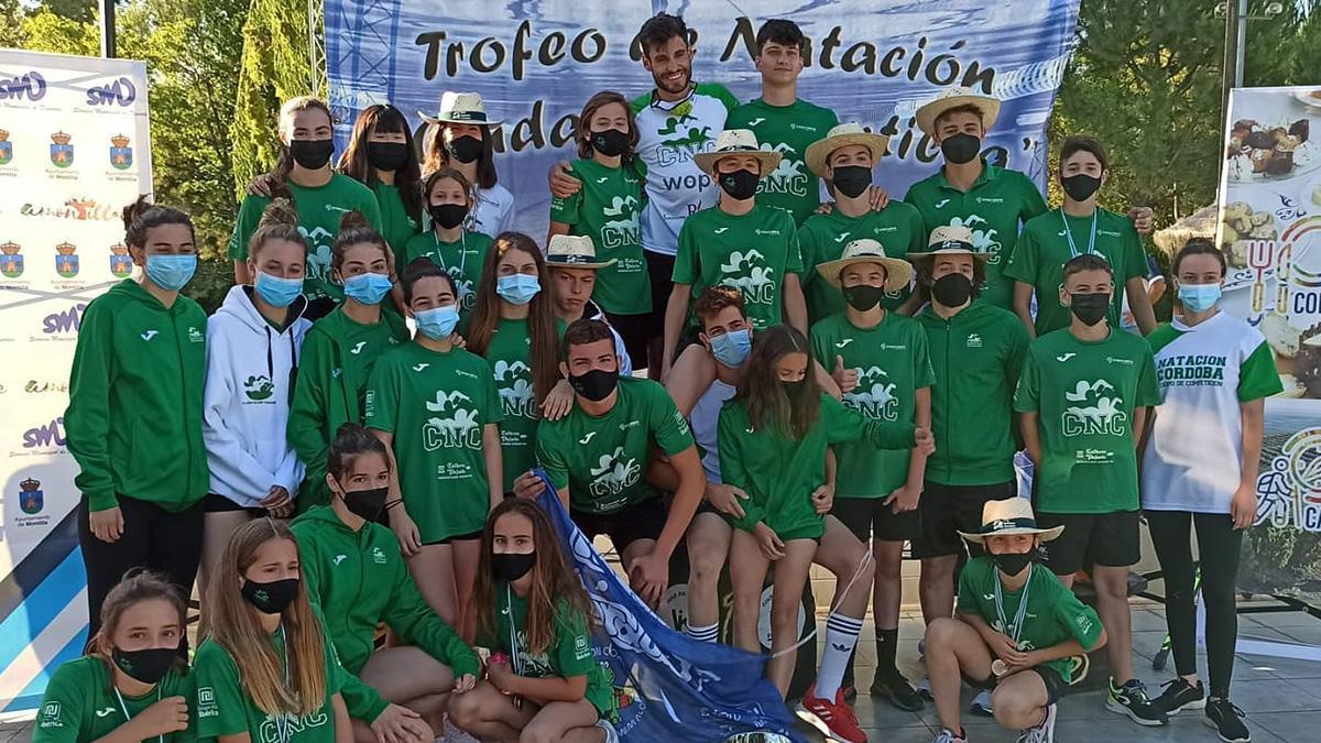 Nadadores del CDN Córdoba
