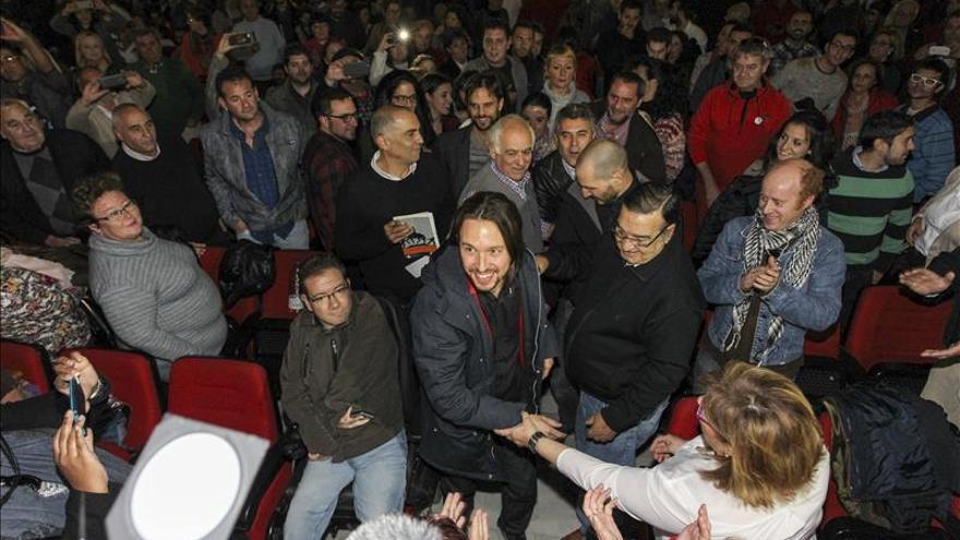 Iglesias: Quienes combatieron al fascismo son héroes del pueblo y de España