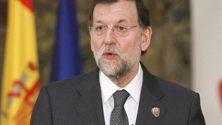 """Rajoy clausura la intermunicipal del PP, eclipsada por el caso """"Gürtel"""""""