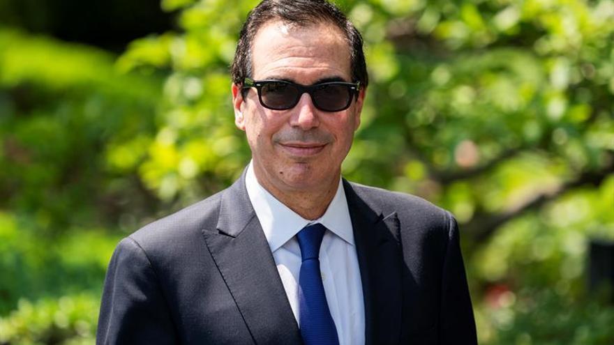 """Secretario del Tesoro de EE.UU. """"valora el camino"""" argentino para bajar déficit"""
