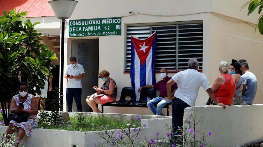 Cuba supera por primera vez los 3.000 casos diarios de covid-19