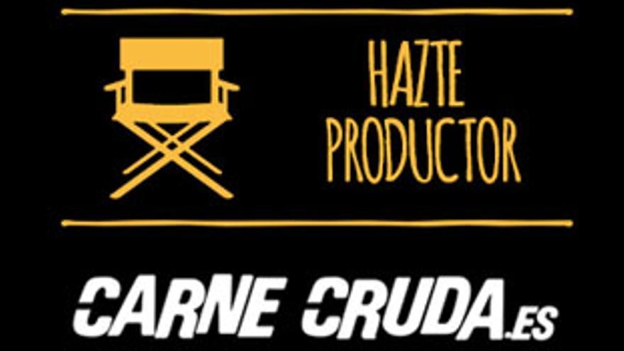 Banner hazte productor Carne Cruda 311pix
