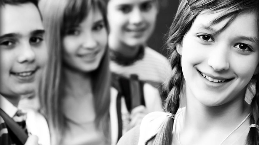 Imagen del estudio del Centro Reina Sofía sobre Adolescencia y Juventud.