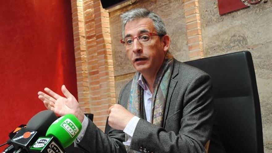 Jesús Martín, alcalde de Valdepeñas (Ciudad Real) / Foto: Europa Press