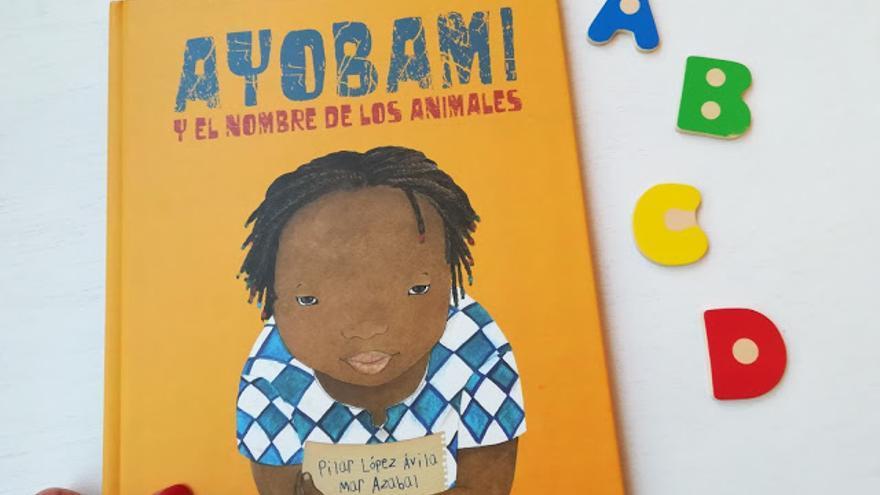 Portada del libro premiado con las ilustraciones de Mar Azabal