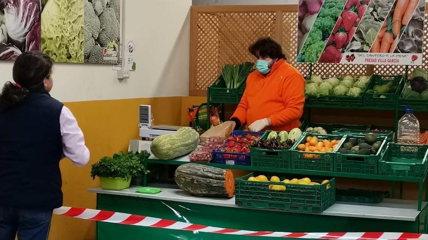 Agromercado de Breña Alta.