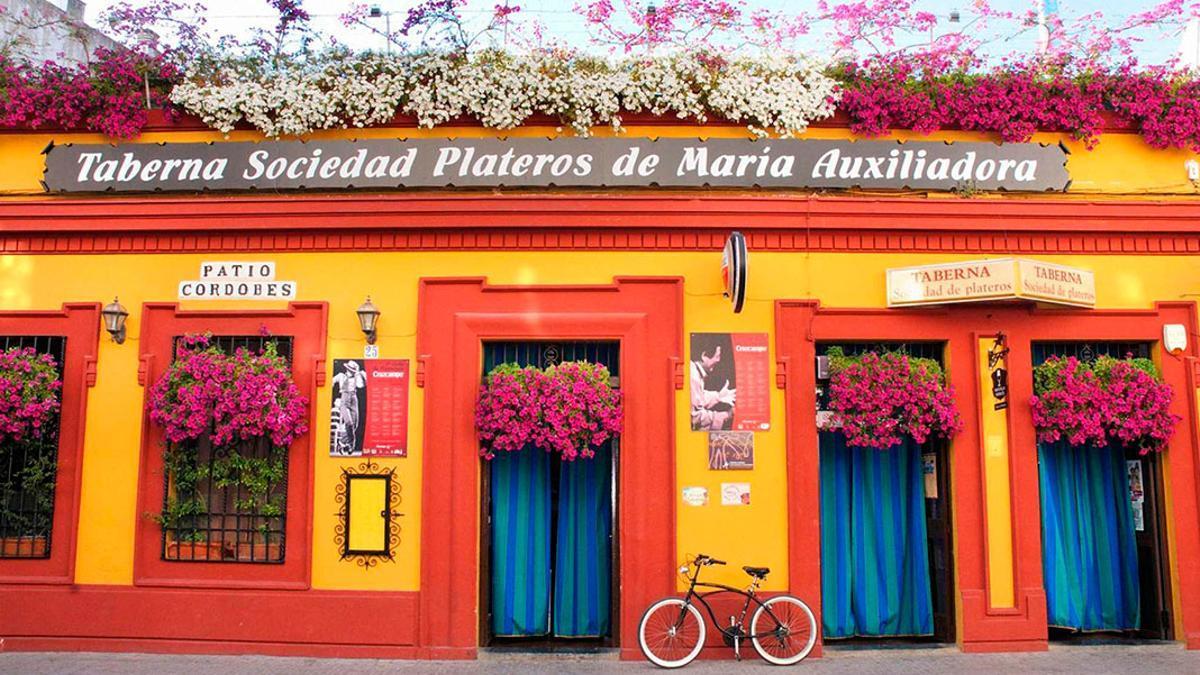 Taberna Sociedad de Plateros de María Auxiliadora | SOCIEDAD PLATEROS
