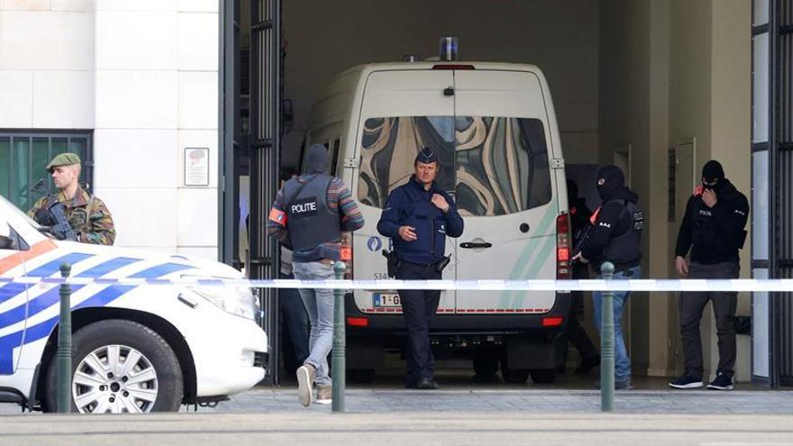 Abrini, presunto terrorista de Bruselas y París desea cumplir pena en Bélgica