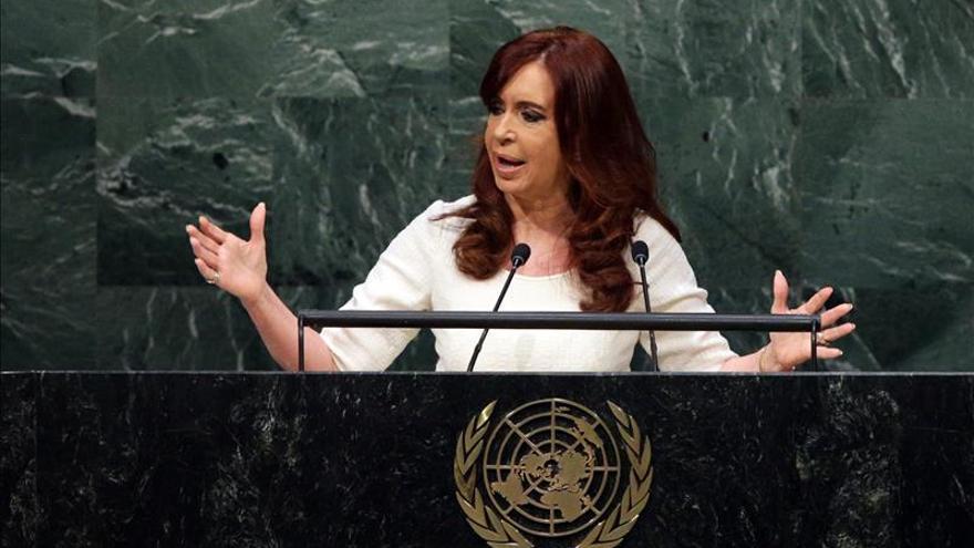 Fernández pide a Obama colaboración para encontrar a Stiuso