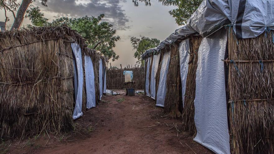 Vacunación en Yida, Sudán del Sur. Foto 6 © Yann Libessart/MSF