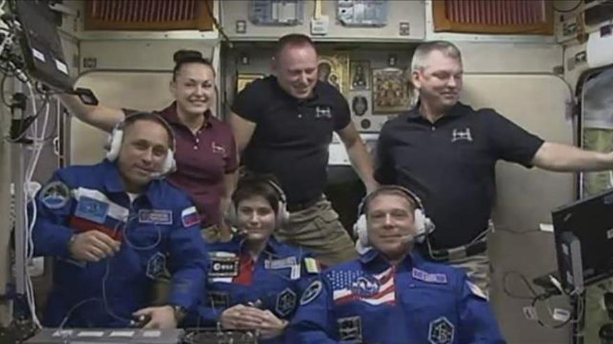 Rusia aplaza dos meses el despegue de la próxima Soyuz a la estación espacial