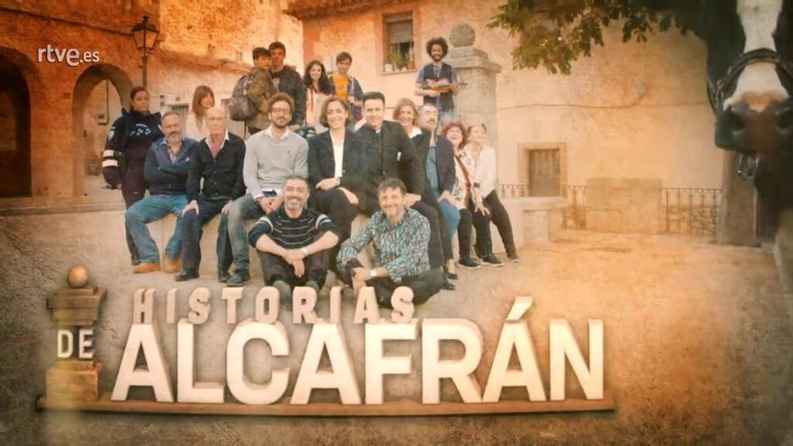 'Historias de Alcafrán' en La 1 de TVE