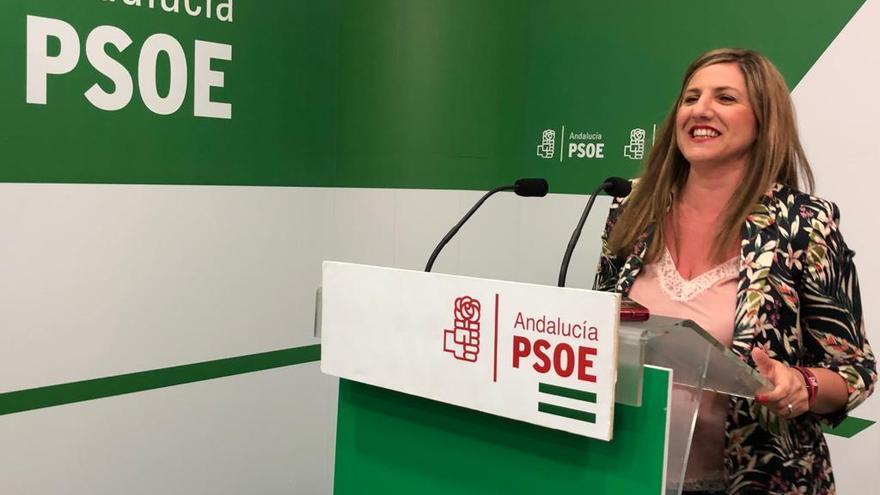 Irene García puede continuar como presidenta de la Diputación.