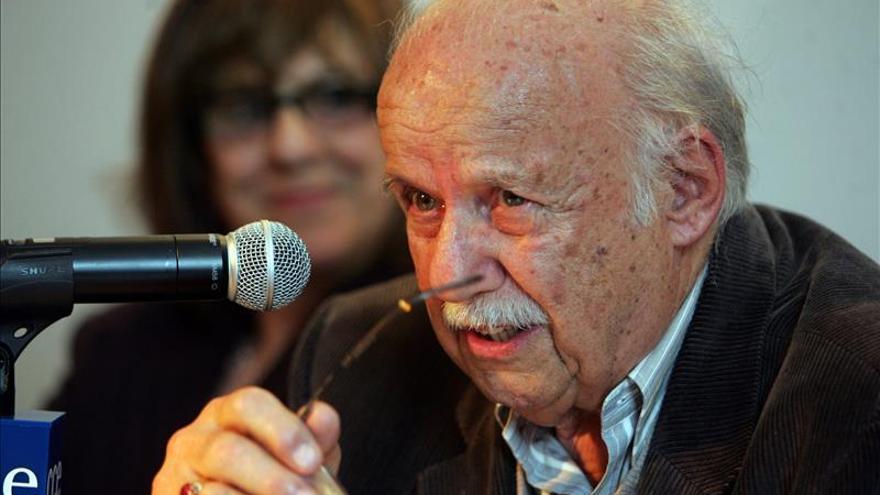 Fallece a los 92 años el escritor uruguayo Carlos Maggi