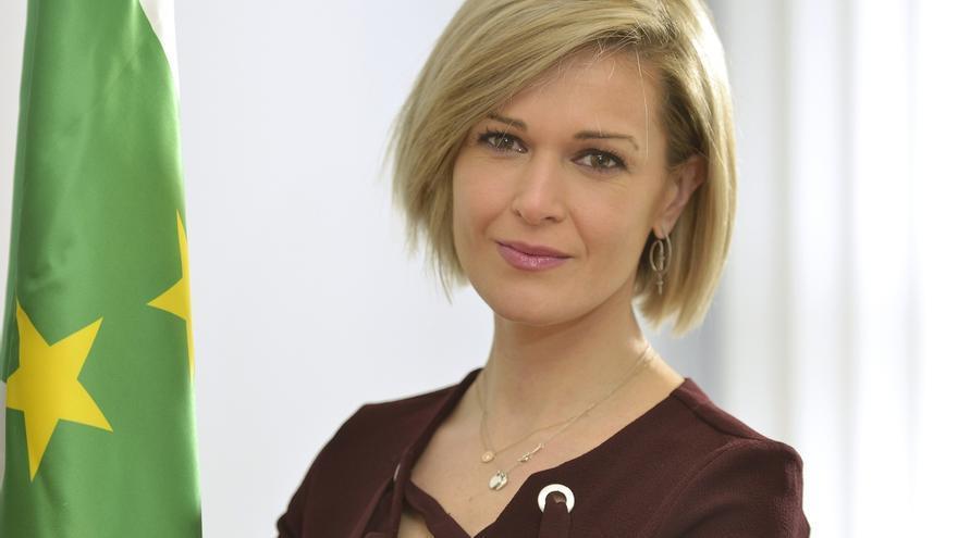 Verónica Samperio seguirá siendo alcaldesa tras el pacto del PSOE con PRC y AVIP