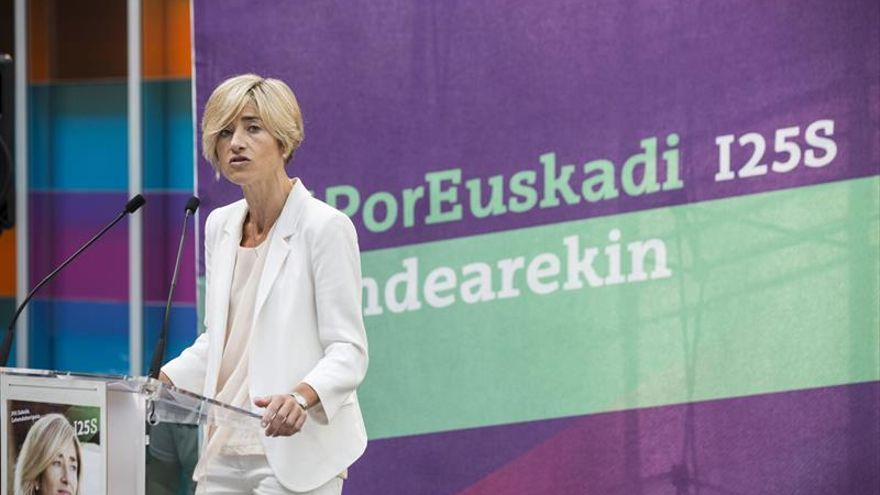 Elkarrekin Podemos propone superar el Estatuto con un nuevo pacto social
