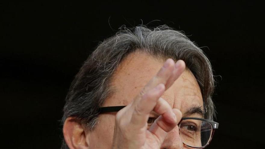 """Mas reclama el voto para evitar que se gobierne """"contra Cataluña"""""""