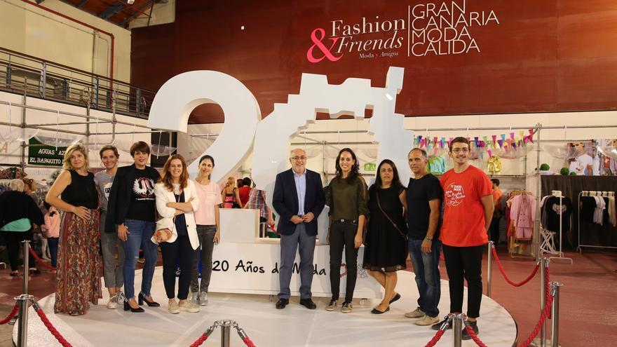 Inauguración de la nueva edición de Moda y Amigos