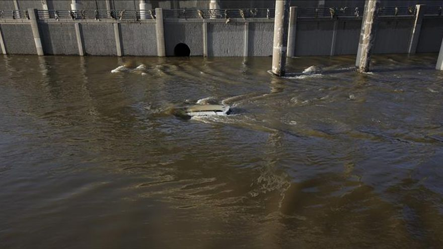 Obama declara situación de desastre en Texas por las grandes inundaciones