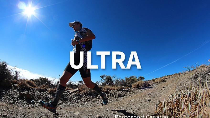 Imagen de la prueba Ultra de la Bluetrail. (tenerifebluetrail.com).