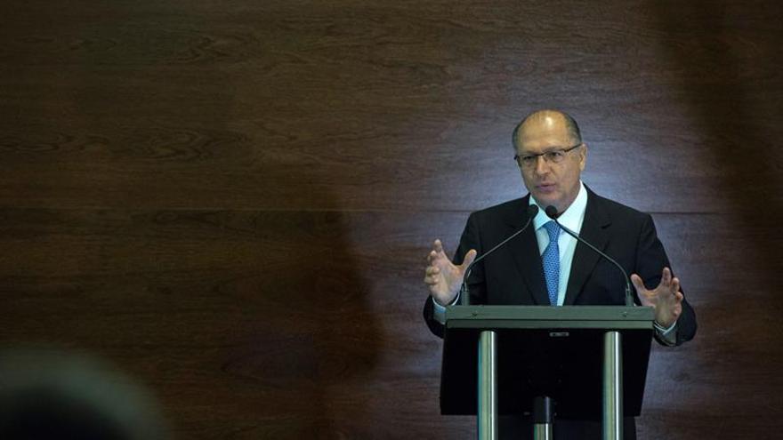 """La visita de Rajoy es """"extremadamente importante"""", dice el gobernador de Sao Paulo"""