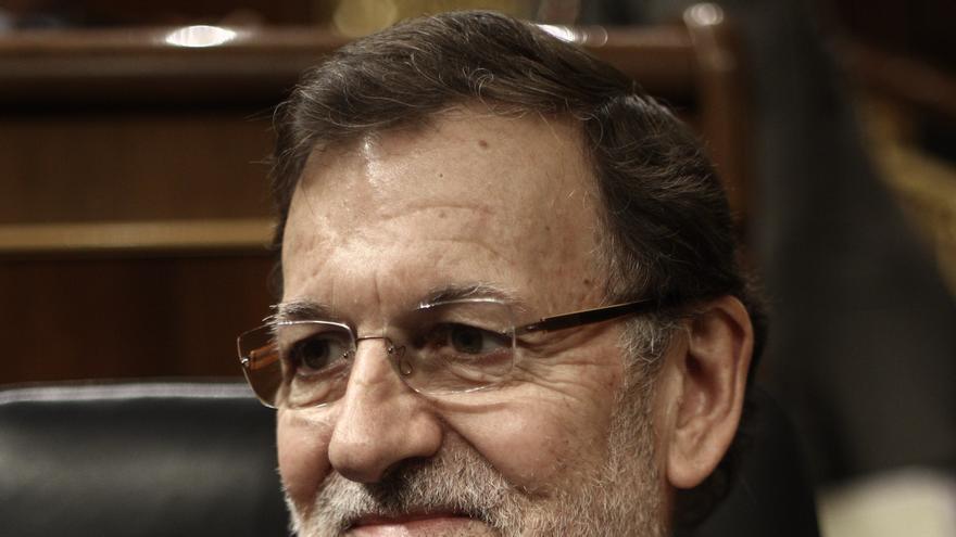 """Rajoy da las """"gracias a los españoles"""" por sus esfuerzos y dice que """"ya las cosas están un poco mejor"""""""
