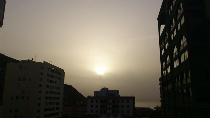 Los termómetros han registrado valores muy altos durante la noche en Canarias.
