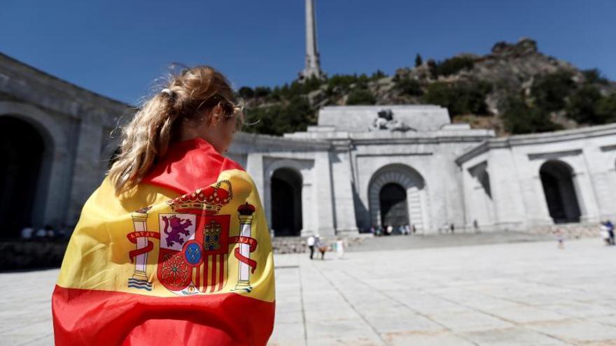 La Abadía del Valle de los Caídos no autoriza una protesta franquista en su explanada
