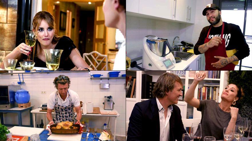 Las mejores raciones del 'Ven a cenar conmigo: Gourmet edition'