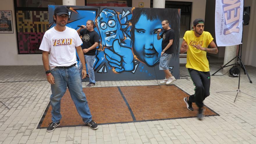 El Cabildo convierte el Parque de Don Benito en epicentro de la cultura urbana con el festival 'Yekah'.