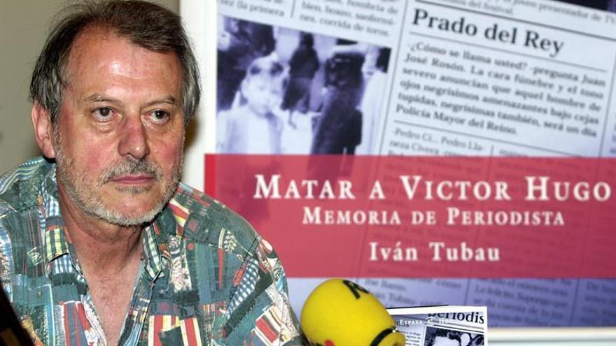 Fallece el periodista cultural y escritor Iván Tubau