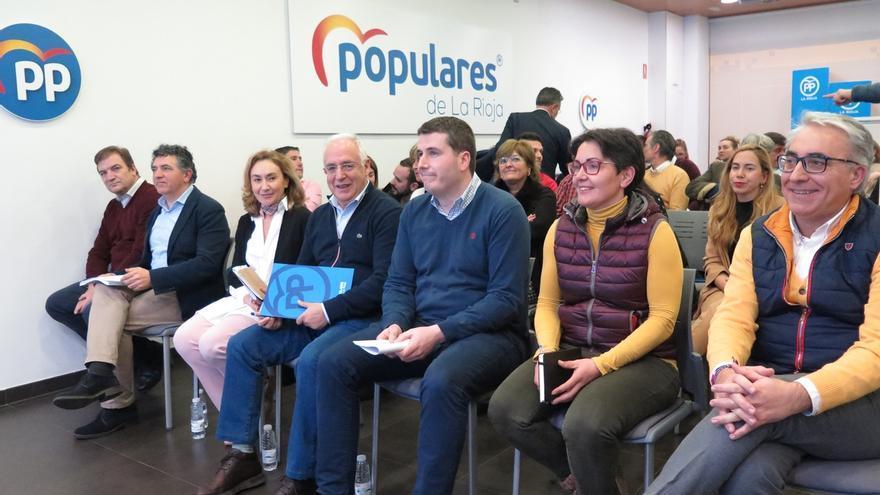 Alberto Bretón, nuevo secretario general del PP de La Rioja