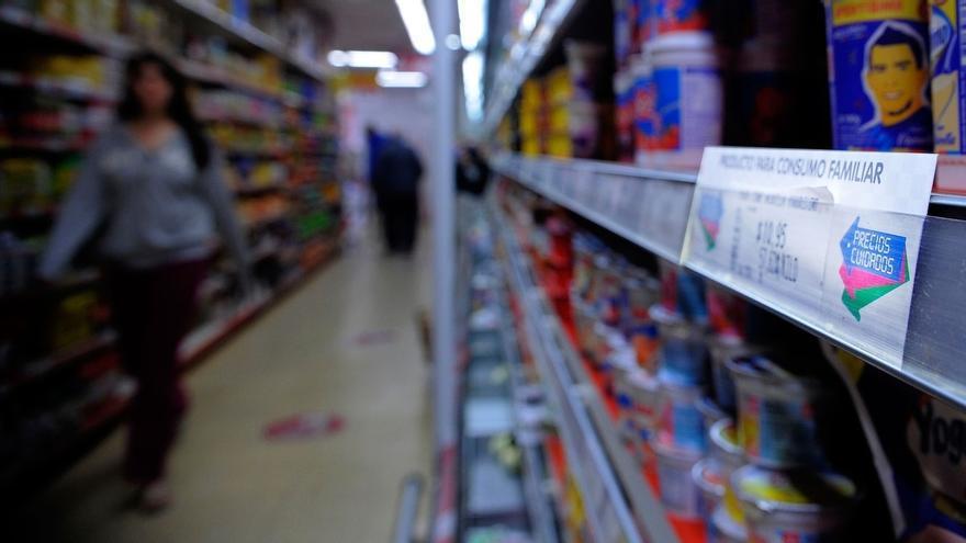Los precios de los alimentos se disparan en los pequeños comercios del conurbano