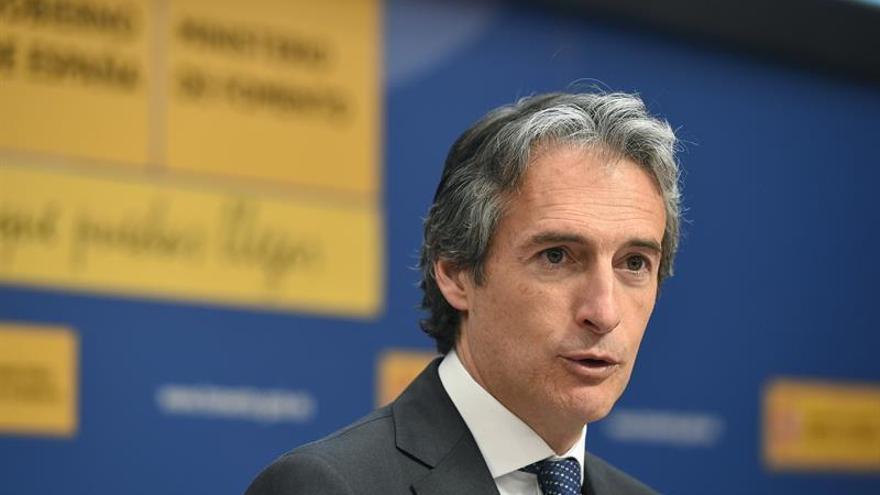 Fomento inicia su proyecto conjunto con Francia de autopistas ferroviarias