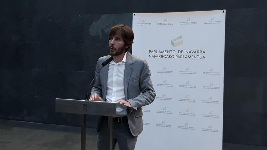 """Podemos plantea sancionar a los """"grandes tenedores de vivienda vacía"""" y abaratar los precios del alquiler en Navarra"""