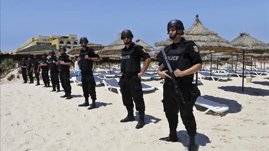 Túnez desmantela una célula que pretendía repetir el atentado de Susa