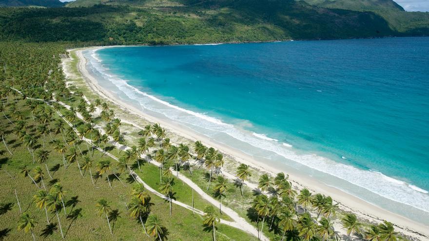 Playa Morón (Samaná)