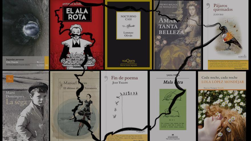 Recomendaciones literarias de las delegaciones de eldiario.es/ Belén Picazo