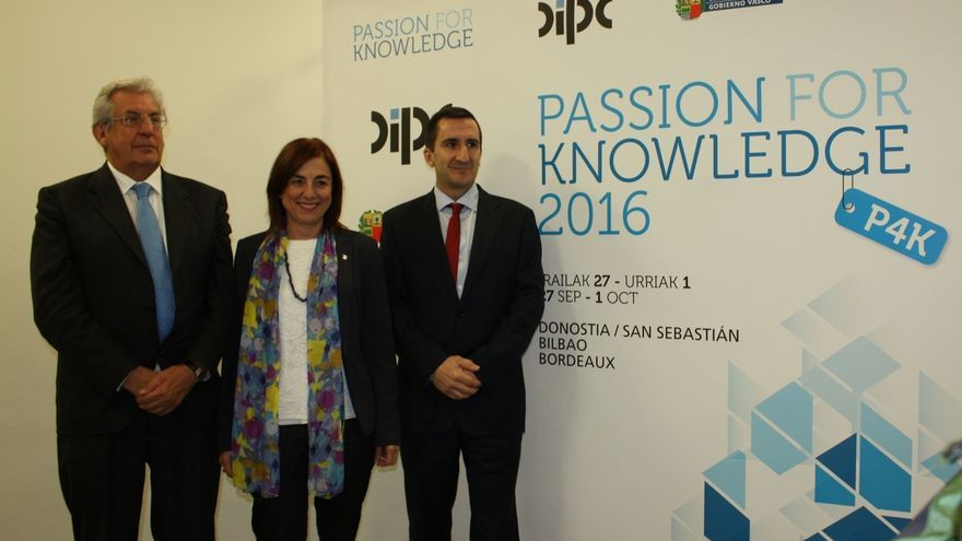 EL festival de ciencia 'Passion for Knowledge 2016' contará con la participación de cinco premios Nobel