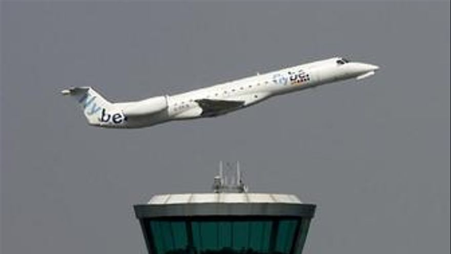Aeropuerto en Escocia gestionado por BAA