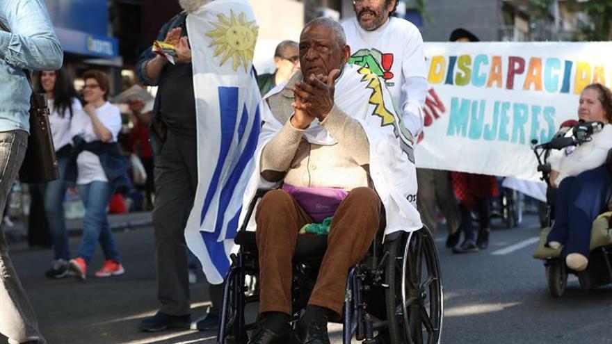 Uruguay presenta un proyecto que impulsa los derechos de las personas con discapacidad