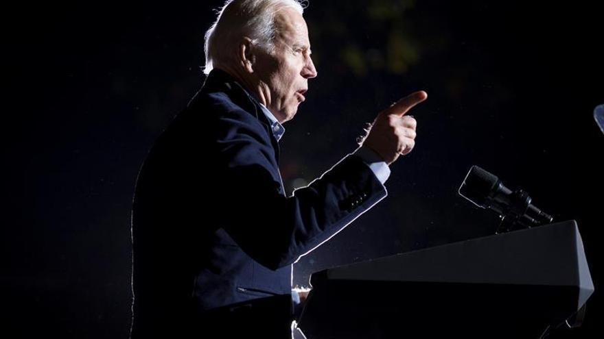 Biden ofrece ayuda a Pence para la transferencia de Vicepresidencia de EE.UU.