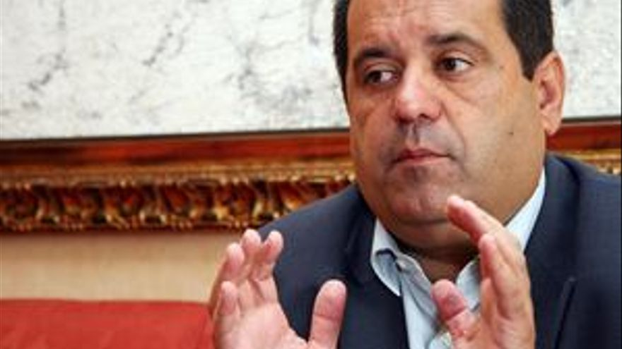 José Luis Perestelo, diputado de CC por Santa Cruz de Tenerife. (CANARIAS AHORA)