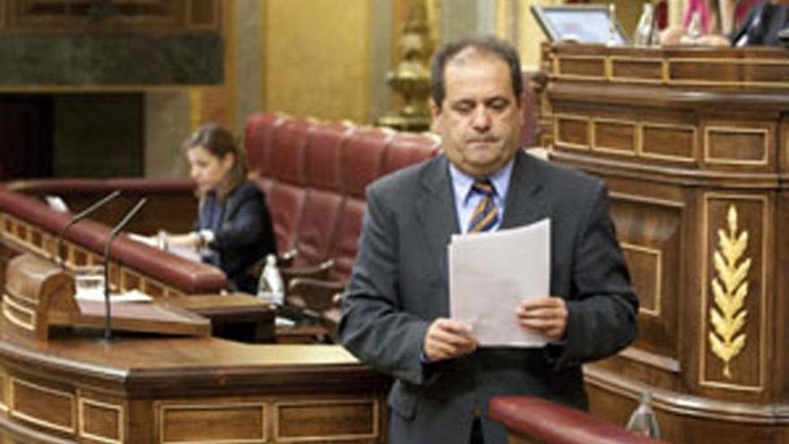 De la comparecencia de Perestelo (CC) en el Congreso #1