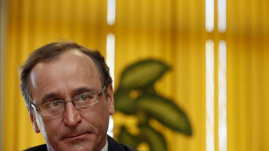 Alonso dice que el Plan de Familia 2015-17 está dotado con 16.334 millones de euros