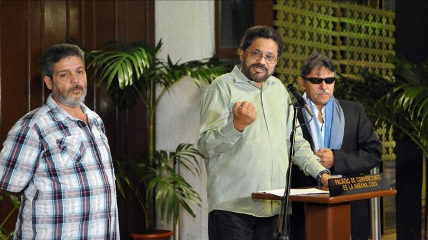 Las FARC dicen que el proceso de paz no se puede ligar a las campañas electorales